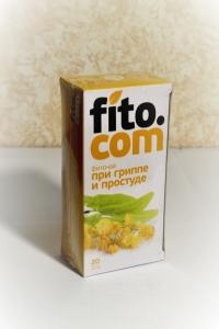 Фиточай при гриппе и простуде (фитоком)