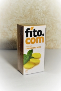 Фитосбор для снижения веса (фитоком)