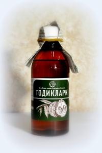 Тодикларк (настойка черного ореха на керосине)