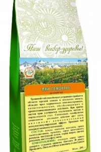 Чай кавказский при геморрое